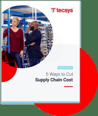 5-Ways-to-Cut-Supply-Chain-Costs-Tecsys-Whitepaper-2019-509x600