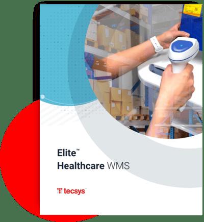 Elite Healthcare WMS Landing Page