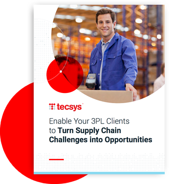 Enable Your 3PL Clients to Turn Supply Chain Challenges into Opportunities Cover