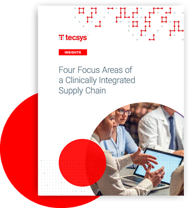 Four Focus Areas of a Clinically Integrated Supply Chain