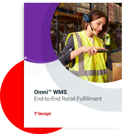 Omni WMS End-to End.. Landing Page