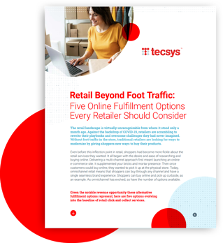 Retail Beyond Foot Traffic Cover
