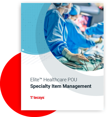 Speciality Item cover