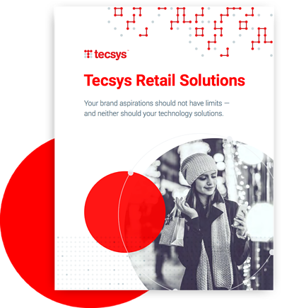 Tecsys Retail Solutions Cover