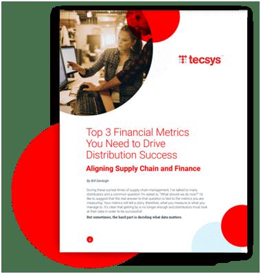 top 3 financial metrics cover
